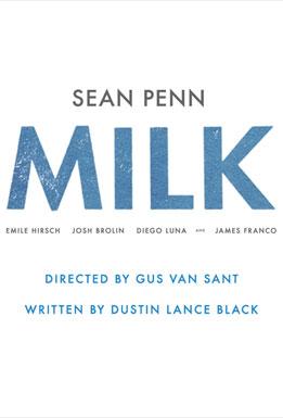 Gus Van Sant's Milk