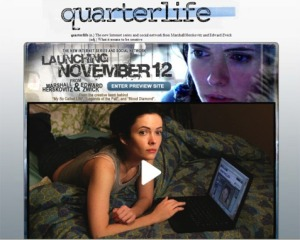 "Bitsie Tulloch in ""Quarterlife"""