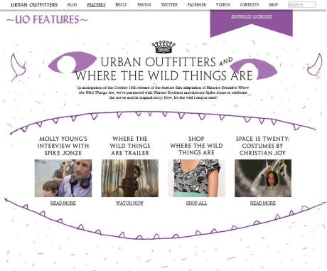 WTWTA went after young hipsters viciously through its Urban Outfitters campaign